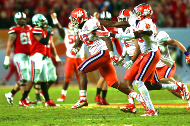 Clemson vs. Ohio State: Score, Grades and Analysis from 2014 Orange Bowl