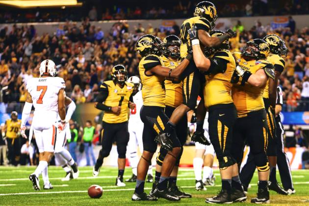 Oklahoma State vs. Missouri: Score, Grades and Analysis from 2014 Cotton Bowl
