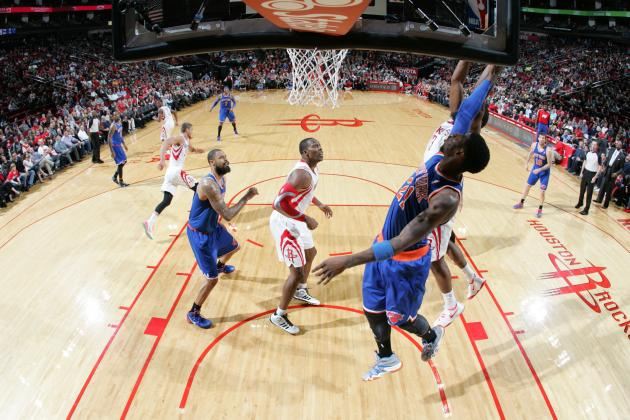 Silver Linings from New York Knicks' Texas Trip