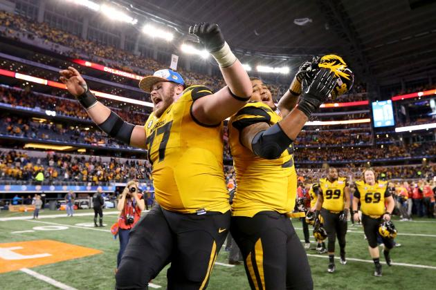 Cotton Bowl 2014: Who Would Have Thought Missouri Would Carry the Torch for SEC?