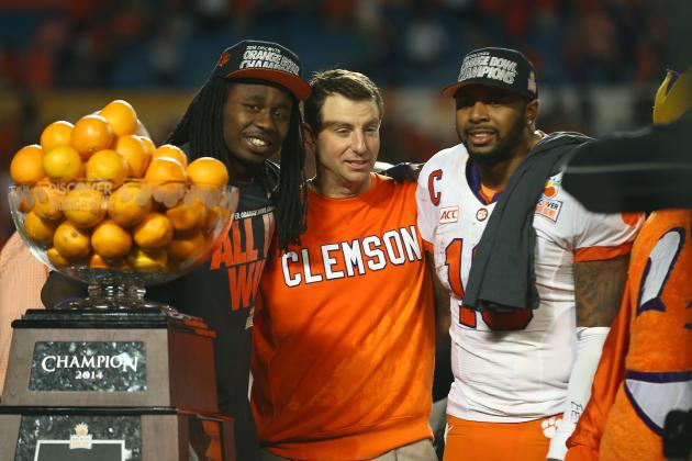 Oh What a Night, Cotton Bowl, Orange Bowl Give Us Best Night of Bowl Season