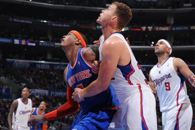 NBA Trade Rumors: Latest on Carmelo Anthony, Blake Griffin and Andrew Bynum