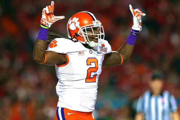 Orange Bowl 2014: Sammy Watkins Reminds NFL Scouts How Special He Is
