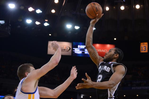 How Kawhi Leonard's Game Has Improved This Season