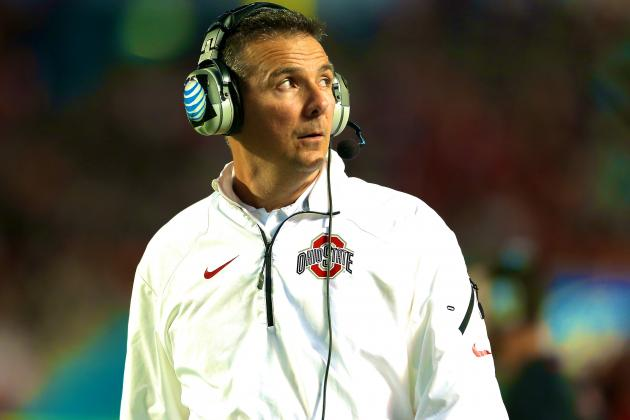 Orange Bowl 2014: Has Urban Meyer Lost Big-Game Edge?