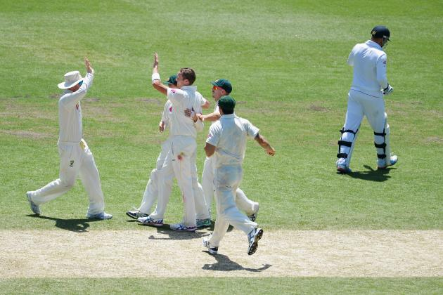 Australia vs. England Ashes 2014: Day 2 Scorecard, Report from 5th Sydney Test