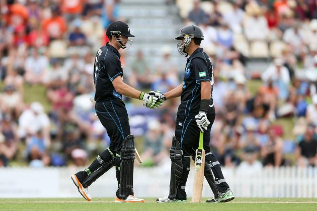 New Zealand vs. West Indies, 4th ODI: Scorecard and Report from Nelson