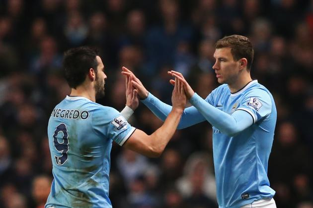 Blackburn Rovers vs. Manchester City: Live Player Ratings for Citizens