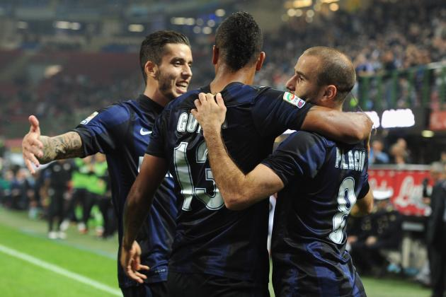 Lazio vs. Inter Milan: Date, Time, Live Stream, TV Info and Preview