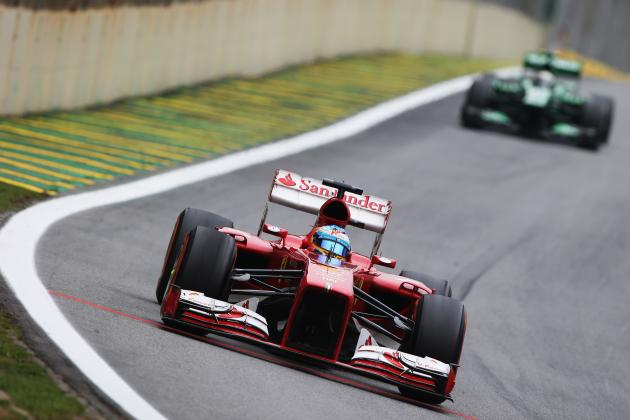 Why the 2014 F1 Regs Could Create an Even Bigger Gap Between the Big and Small