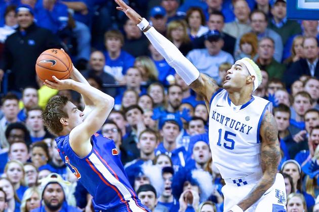 Kentucky Basketball: Is Willie Cauley-Stein the Nation's Best Defensive Big Man?