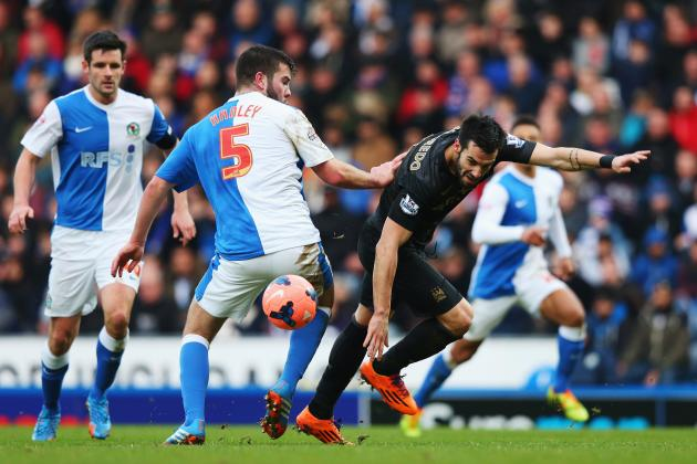 Blackburn Rovers vs. Manchester City Score, Grades and Post-Match Reaction