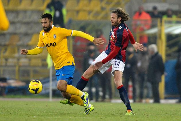 Arsenal Transfer News: Mirko Vucinic Not the Right Option for Gunners