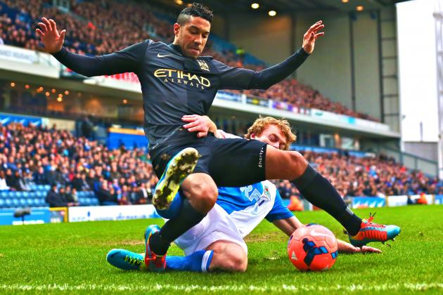 Blackburn Rovers vs. Manchester City: FA Cup Live Score, Highlights, Report