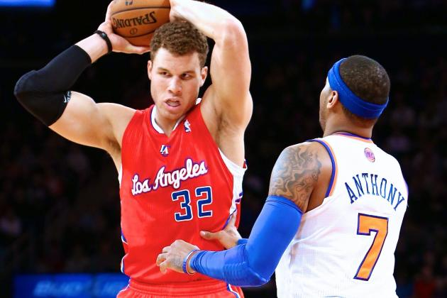 New York Knicks Have Reportedly 'Discussed Proposing' a Trade for Blake Griffin