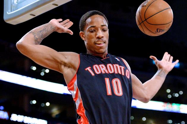 The Case for DeMar DeRozan to Make 2014 NBA All-Star Game