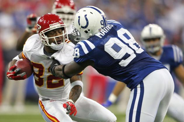 Chiefs vs. Colts: X-Factors That Will Decide Wild-Card Clash