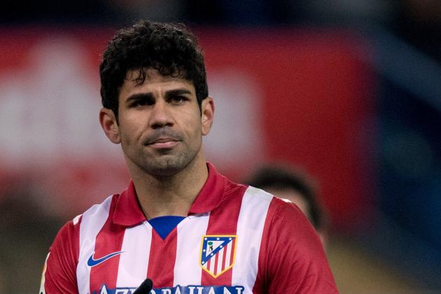 Arsenal Transfer News: Gunners the Perfect Fit for Diego Costa