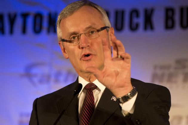 No, Jim Tressel Is Not on Browns Interview List