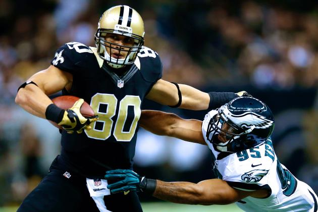 Philadelphia Eagles: Is Slowing Jimmy Graham the Key to a Victory?