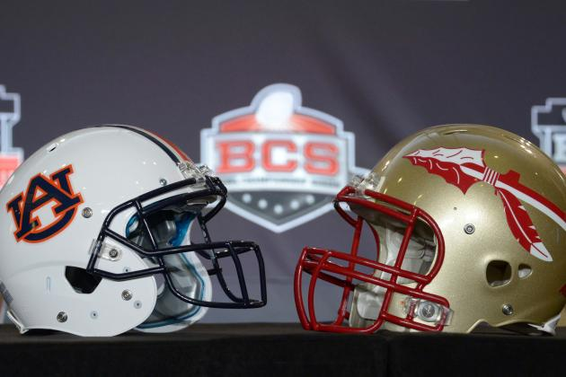BCS Championship 2014: TV Info, Spread, Injury Updates, Game Time and More