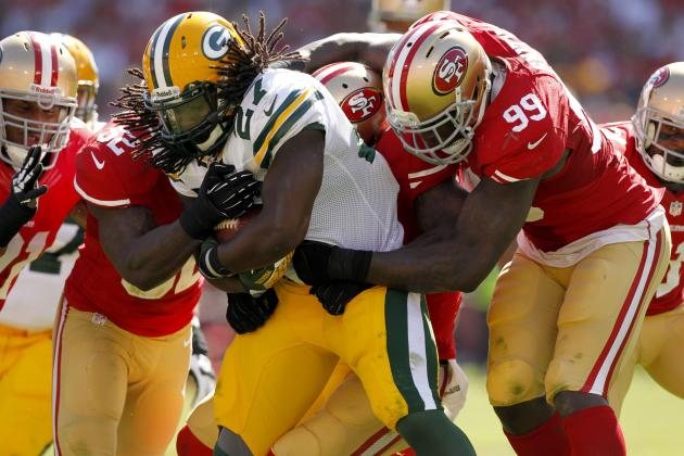 49ers vs. Packers: X-Factors That Will Decide NFC Wild Card Matchup