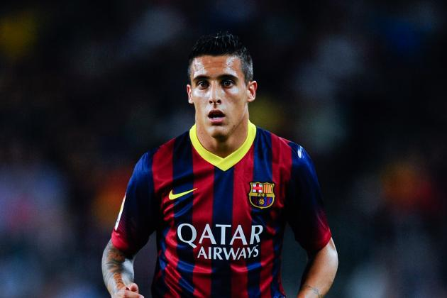 Liverpool Transfer News: Cristian Tello Would Be a Serious Statement of Intent