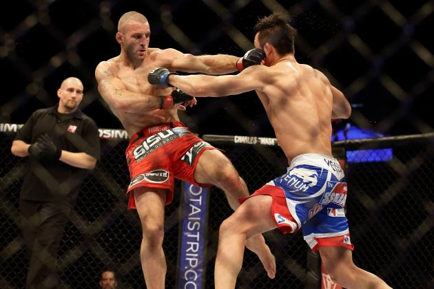The Good, Bad and Strange from UFC Fight Night 34