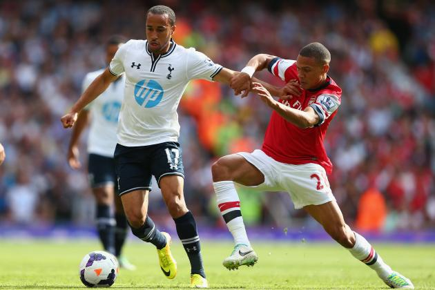 Arsenal vs. Tottenham Hotspur: Live Player Ratings for the Gunners