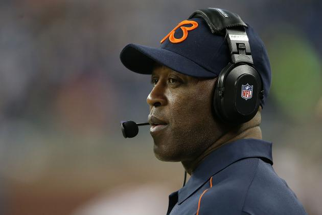Lovie Smith Moving Quickly to Fill Bucs Staff