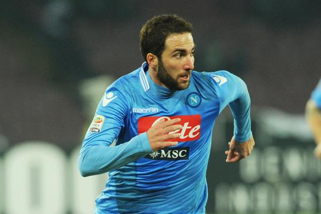 Chelsea Transfer News: Strikers Blues Should Target Ahead of Gonzalo Higuain