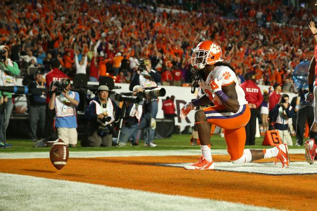 NFL Draft 2014: Potential 1st-Rounders Who Have Helped Selves Most in Bowl Games