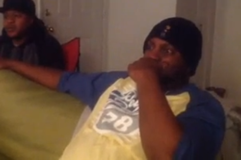 Angry Knicks Fan Returns After JR Smith's Most Recent Blunder