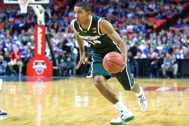 Michigan State vs. Indiana: Live Score, Updates and Analysis