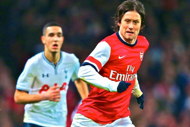 Arsenal vs. Tottenham Hotspur: FA Cup Live Score, Highlights, Report