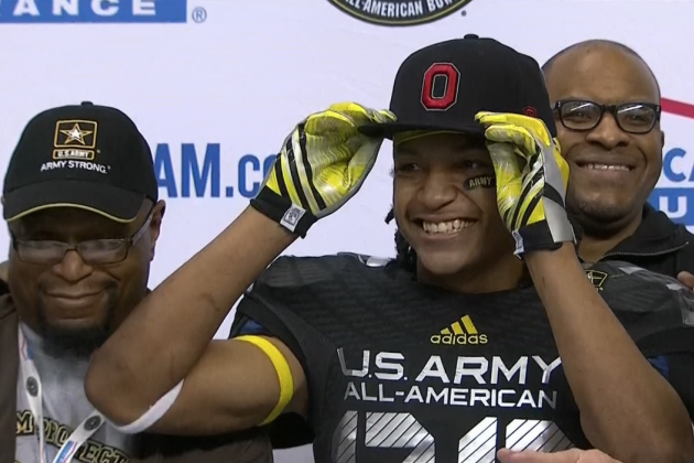 Erick Smith to Ohio State: Buckeyes Land 4-Star Safety Prospect