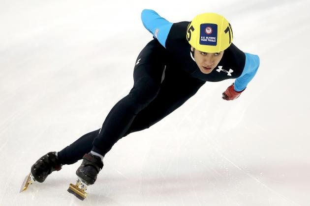 Speedskating US Olympic Trials 2014: Live Results, Times for 500m Short Track
