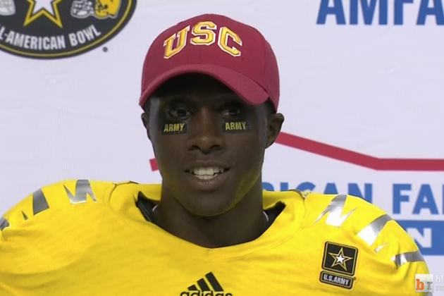 USC Football: 4-Star Bryce Dixon Commits, Makes Trojan TE Corp Best in Nation