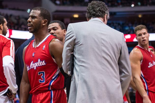 Fantasy Basketball: Chris Paul Injury Aftermath