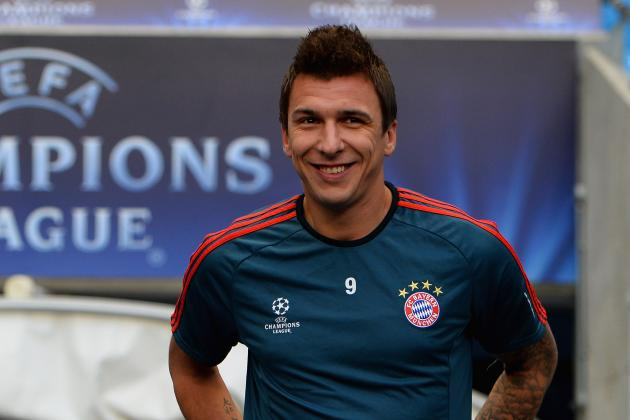 Bayern: Mandzukic to Stay on Next Season