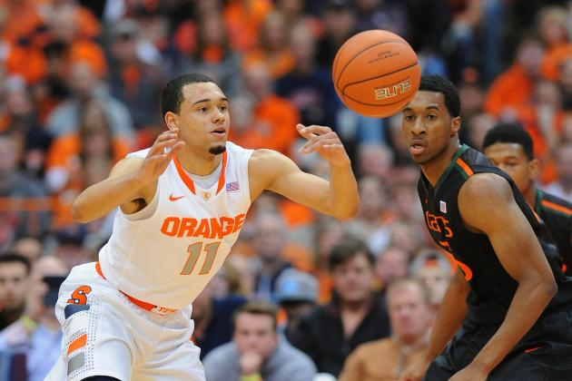Syracuse Survives Scare from Miami at the Carrier Dome to Win Their ACC Debut