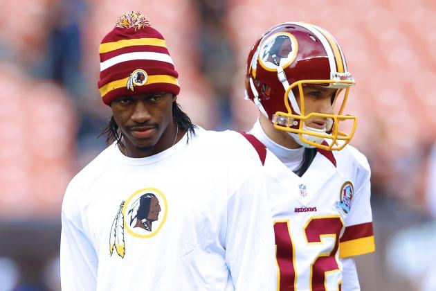 Kirk Cousins Thinks Robert Griffin III Will Weigh in on Redskins' Coaching Hunt