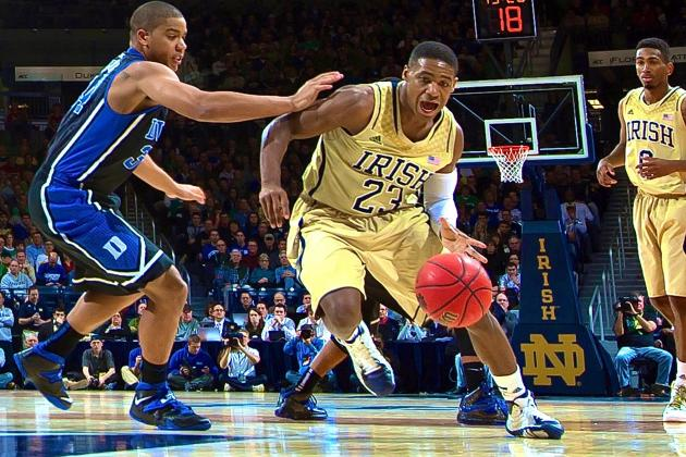Duke vs. Notre Dame: Live Score, Updates and Analysis