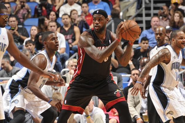 Miami Heat vs. Orlando Magic: Live Score and Analysis