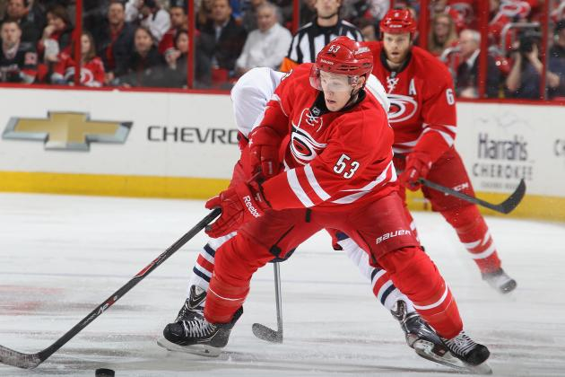 Carolina Hurricanes: Can Jeff Skinner Maintain His Goal-Scoring Hot Streak?