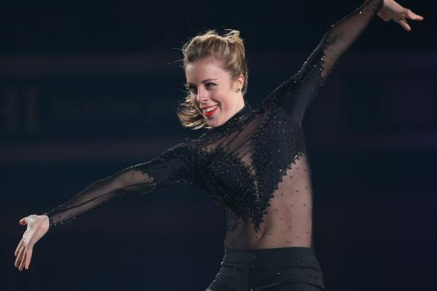 USA's Ashley Wagner Awaits Her Olympic Moment