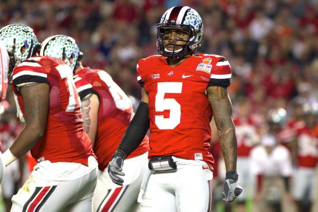 Braxton Miller Will Return to Ohio State for 2014-15 Season