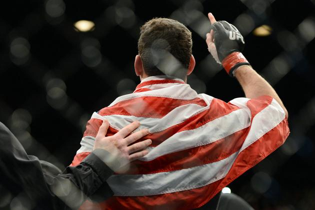Is Chris Weidman Simply Confident (and Honest) or Being a Bit of a Jerk?
