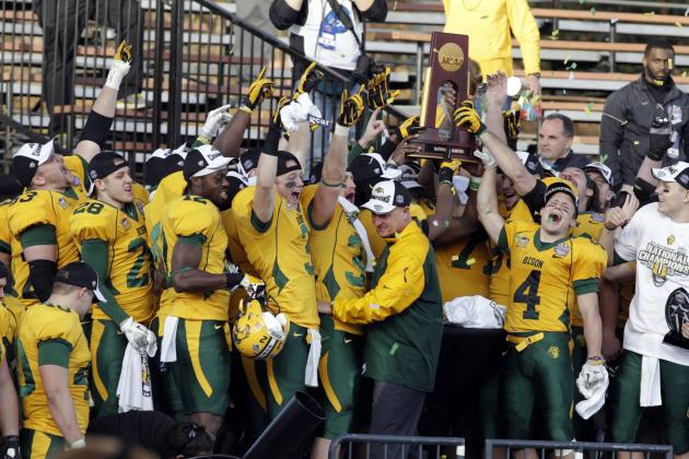North Dakota State Wins Third Straight FCS Championship, Cements Dynasty Status