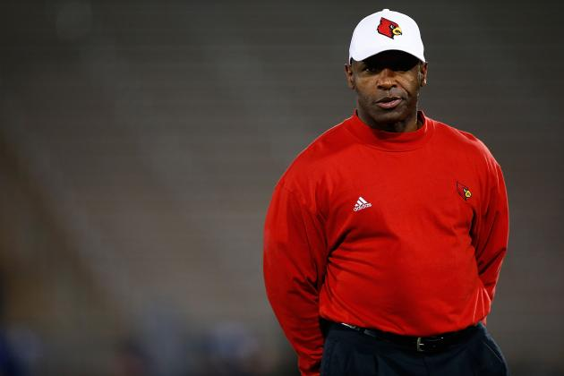 Texas Football: Impact of Charlie Strong Hire on Greg Robinson, Major Applewhite